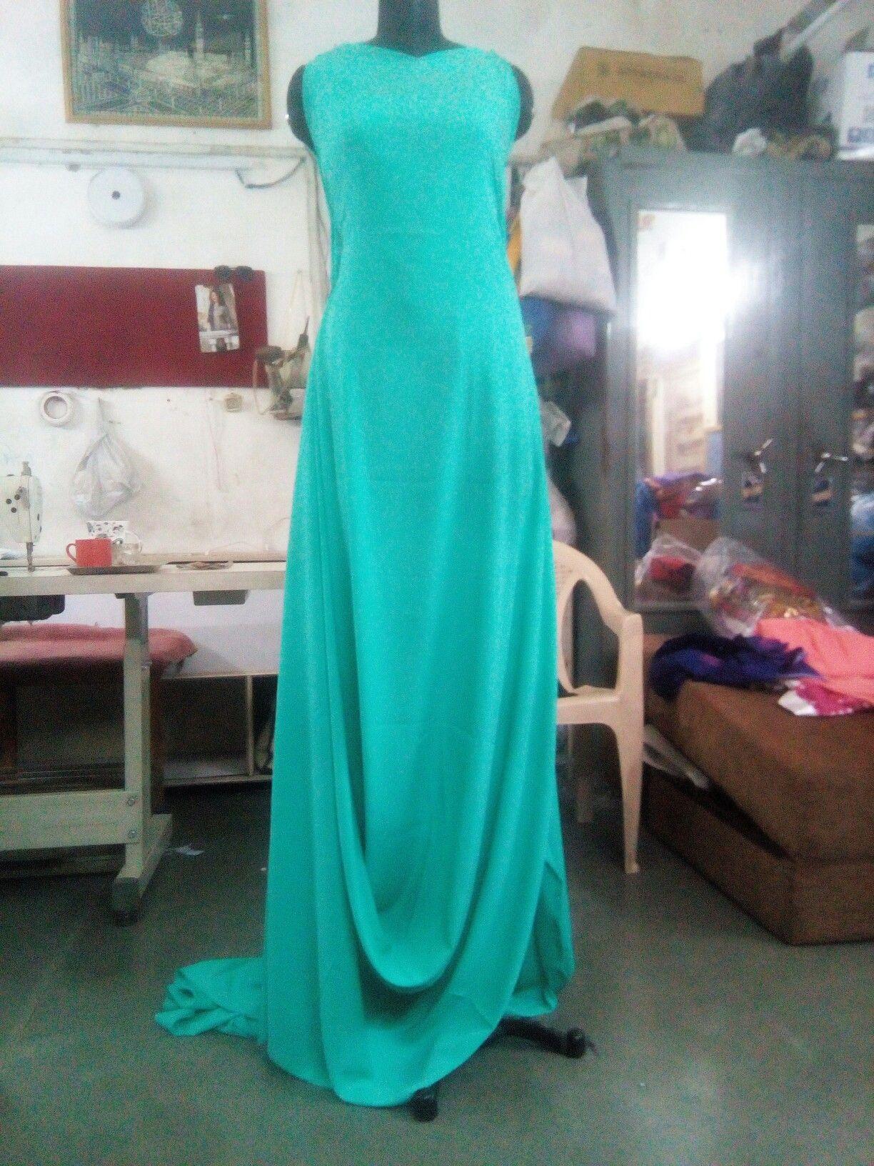 Short western style wedding dresses  Pin by Prashant Solanki on draping western gowns  Pinterest