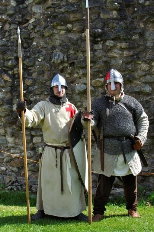 THE NORMANS ARE COMING!!  Whittington Castle will be invaded by over 100 Norman Re-enactors at its annual large Re-enactment event which takes place 5th-7th May 2012.  Historia Normannis are a group of ex students who met at University and who now provide a truly authentic experience of life as a Norman.  Each day the event will open at 10 am and finish at 4pm.  The entrance fee is £2 per person.  Parking available and refreshments on site.  Call 01691 662500 or info@whittingtoncastle.co.uk
