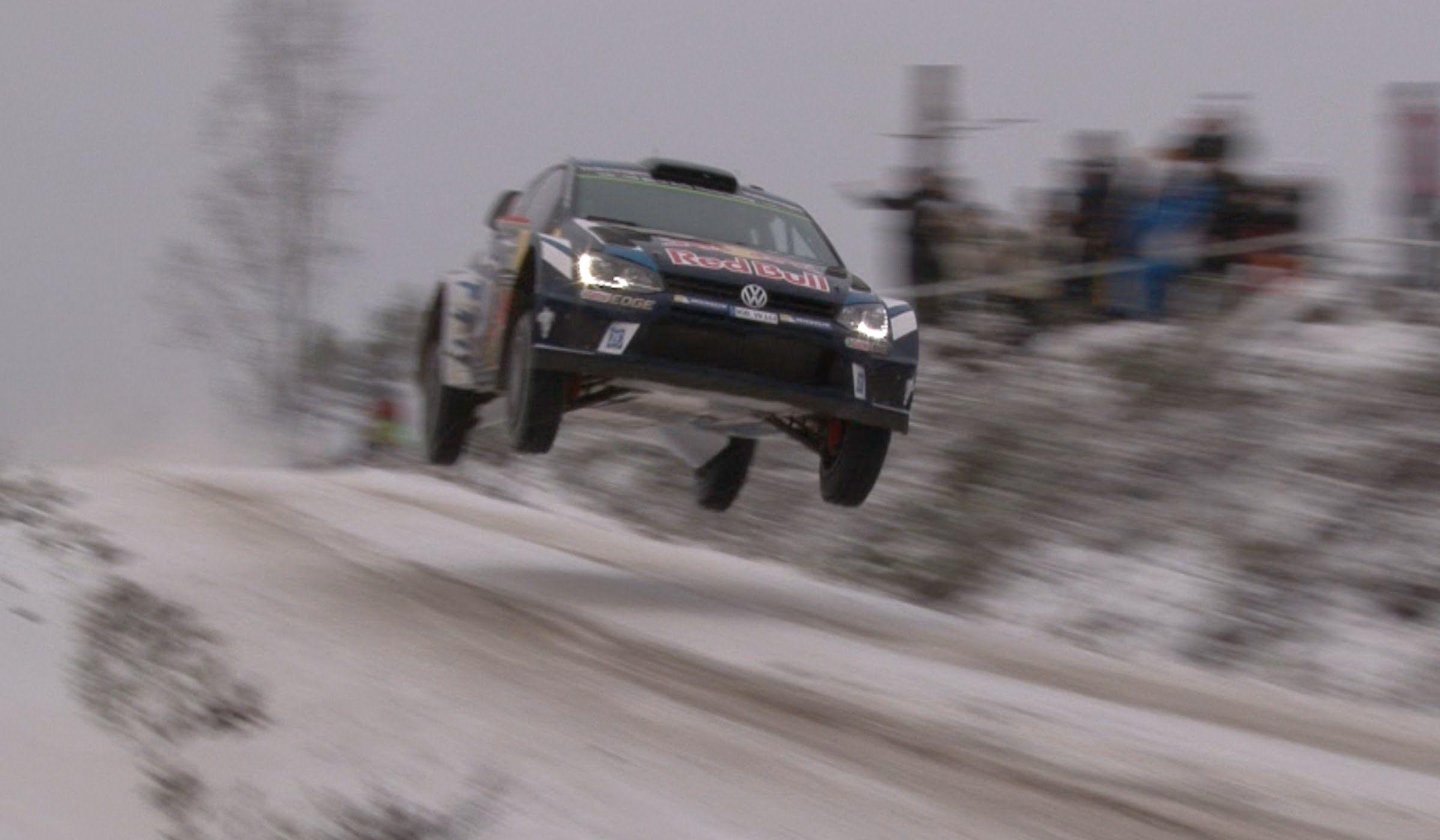 WRC Rally Sweden 2016 Sports