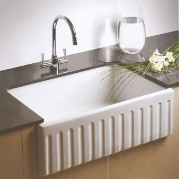 Rak Sink15 American Butler Style Kitchen Sink Belfast Industrial Decowardian
