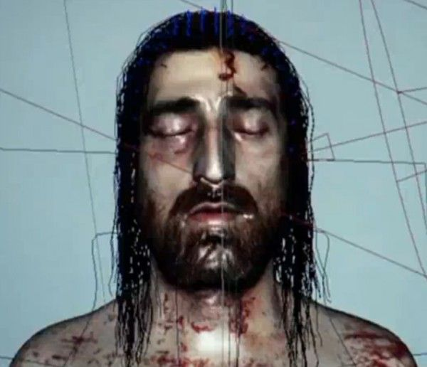 Computer-generated Jesus based on a multidimensional examination of the Shroud…