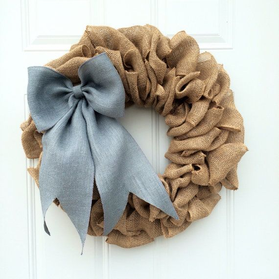 Just got this for our front door! Classic, year-round wreath & affordable.