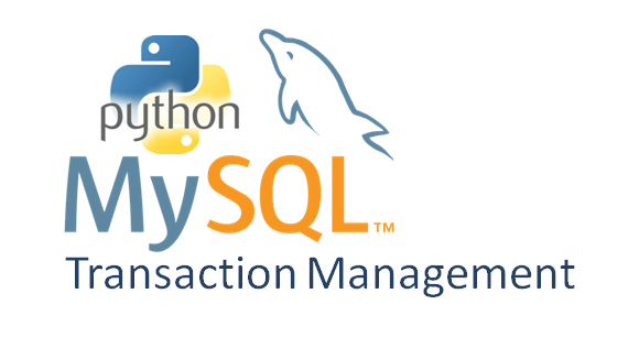 MySQL transction Management in Python with commit