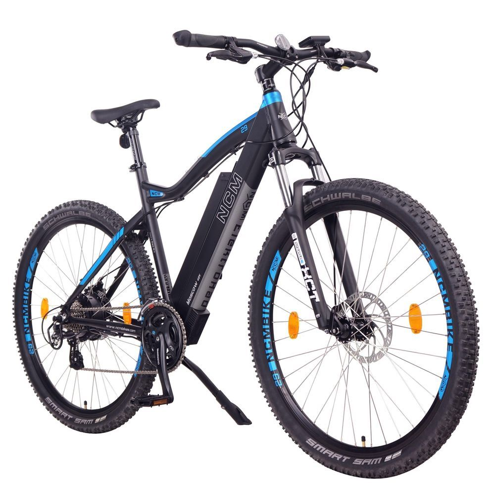 Details Zu Ncm Moscow 29 E Mtb Mountainbike E Bike 48v 13ah 624wh