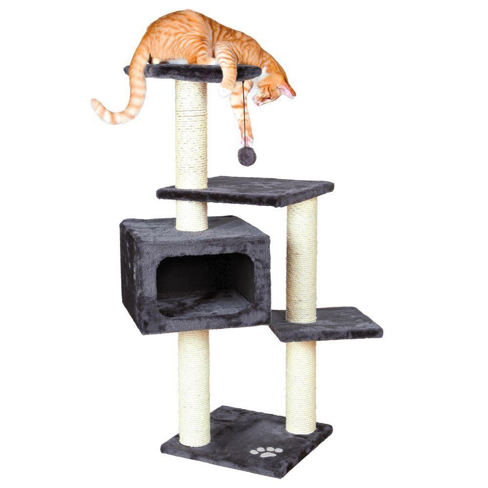 Trixie Gray Palamos Cat Tree Cat Scratching Tree Cat Tree Cat