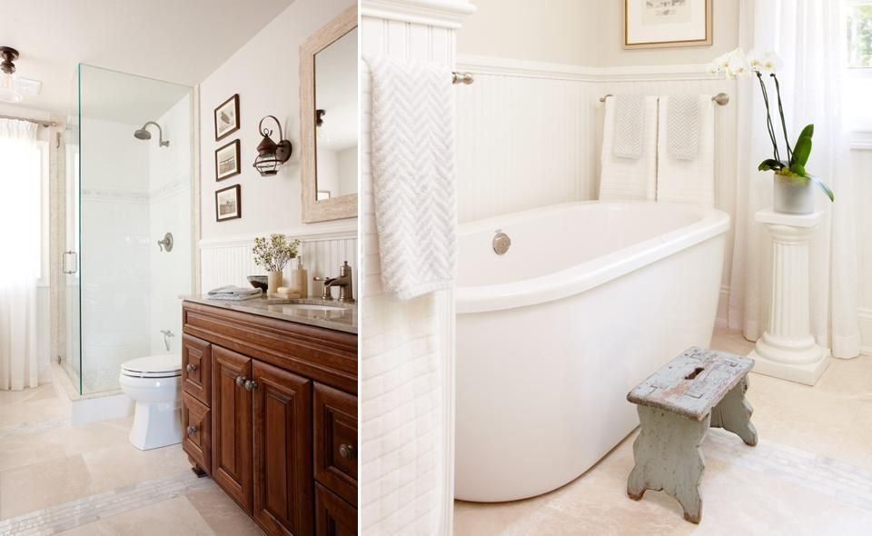 Webisode Bathroom After Sarah Richardson Loweu0027s