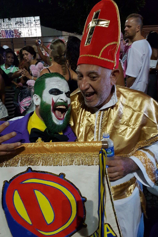 mikhail bakhtin carnival