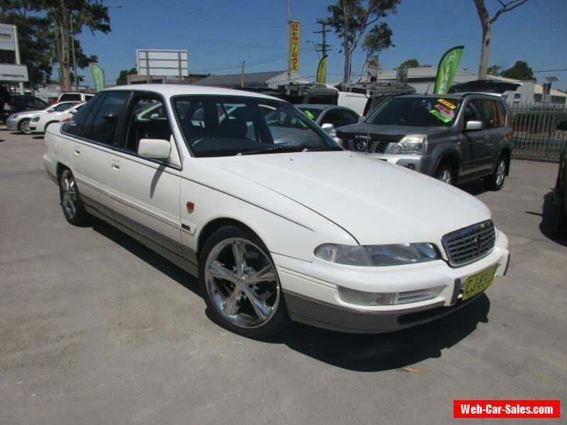 Holden Statesman Vs Ii Automatic A Sedan Holden