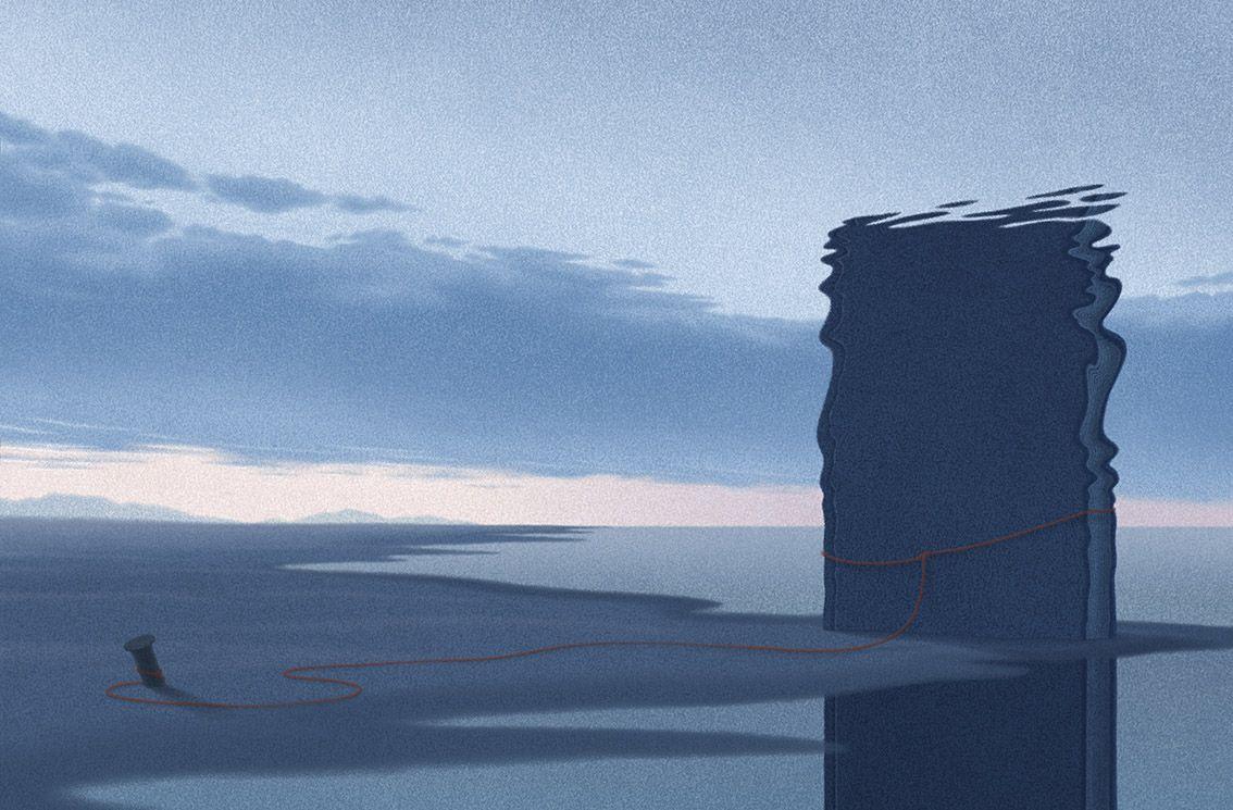 Image result for jungho lee fall illustration