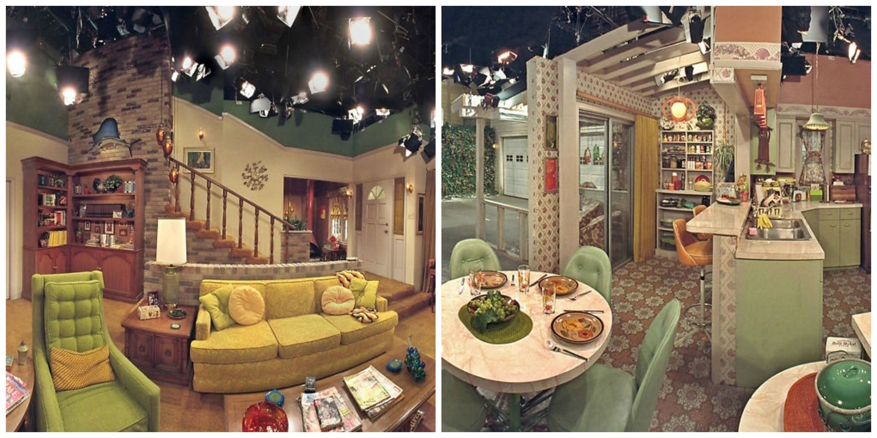 The House Set From That 70S Show Is Goals