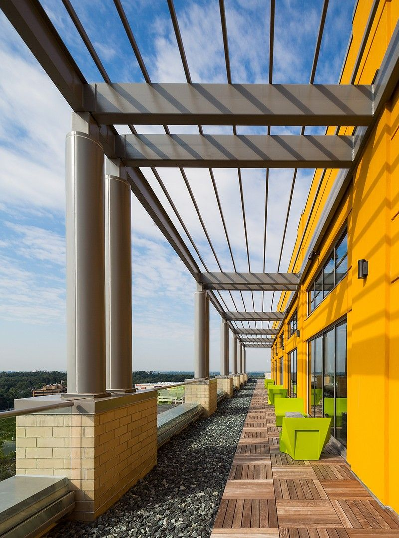 The Adaptation and Extension of a 1960 Vintage Office Building