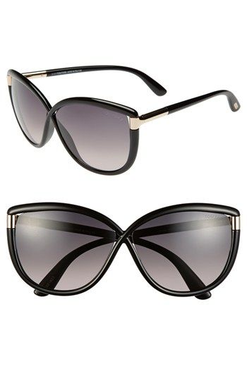 f97bdb5c1d83 Tom Ford  Abbey  63mm Oversized Sunglasses available at  Nordstrom. In love  with these!!!