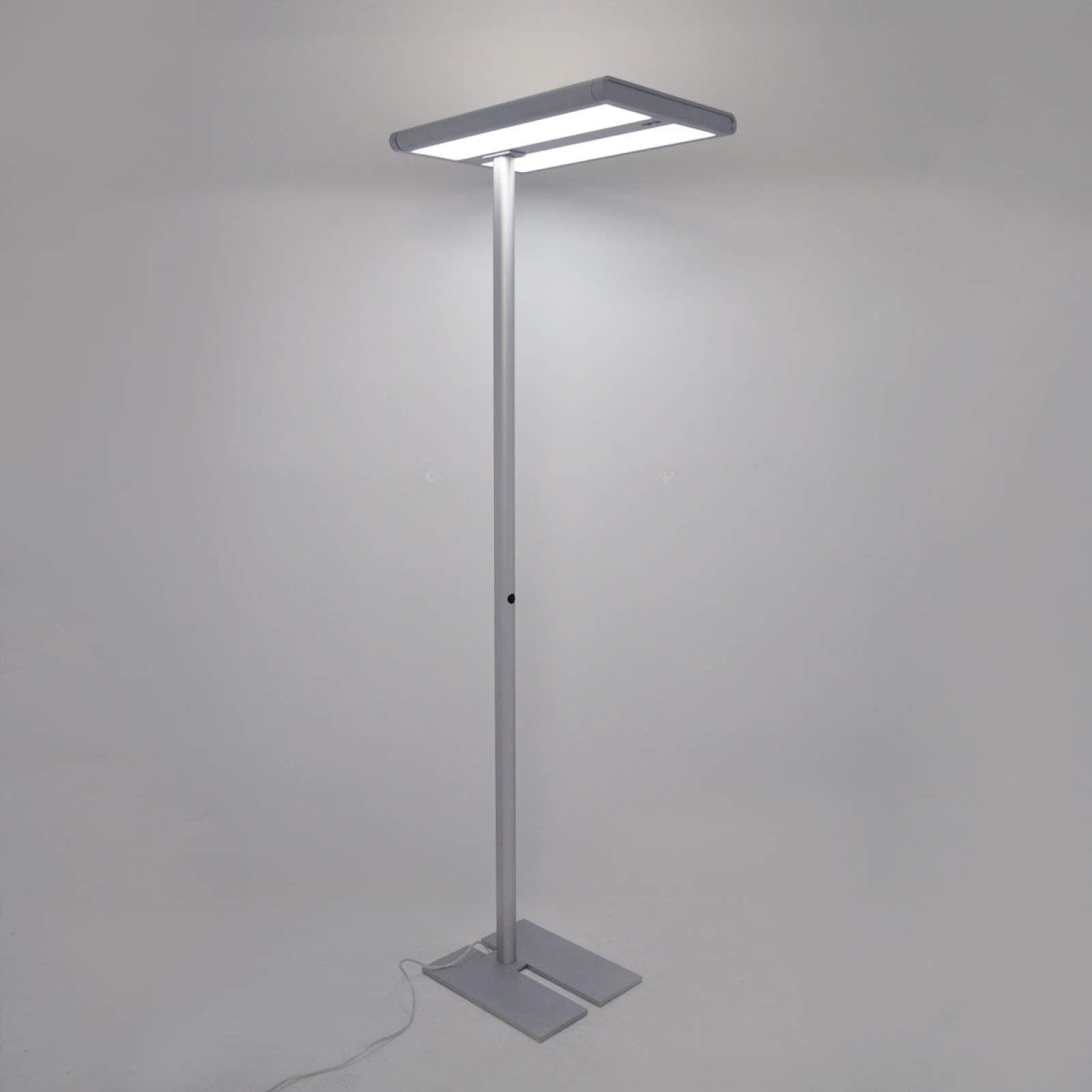 Quirin Led Buro Stehlampe Mit Tageslichtsensor Stehlampe