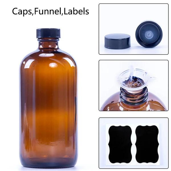 Cobalt Blue Amber Glass Spray Bottles For Cleaning Solutions 16oz Refi Lewiscare Glass Spray Bottle Bottle Spray Bottle