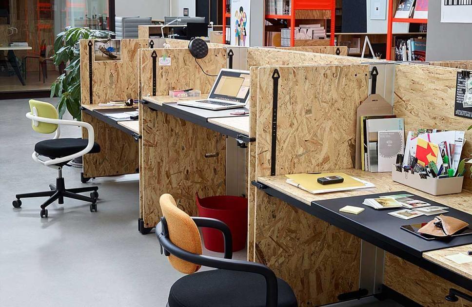 Arbeitsmöbel: Tischsystem \
