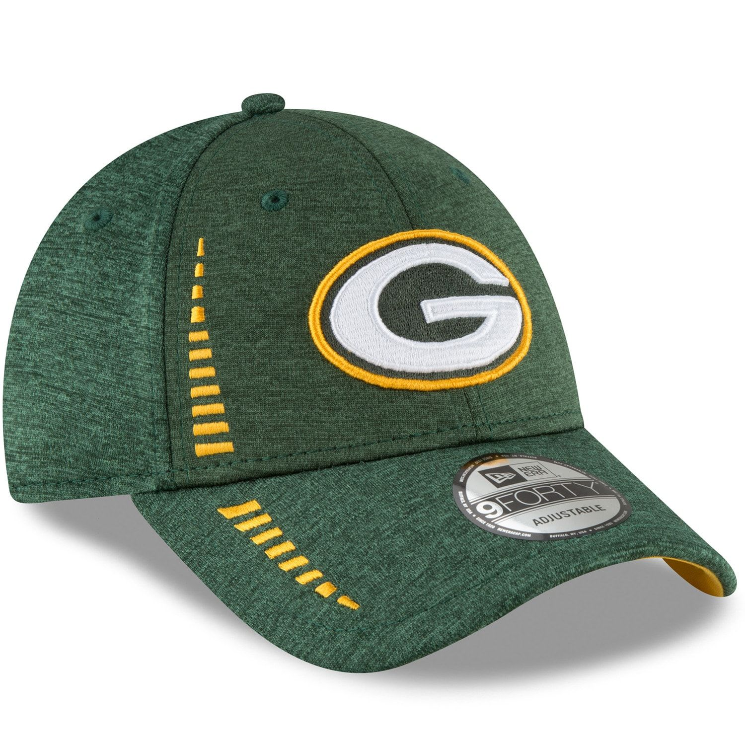 Youth New Era Green Bay Packers Speed 9forty Adjustable Cap Green Bay Youth Era Adjustable Cap Cap New Era