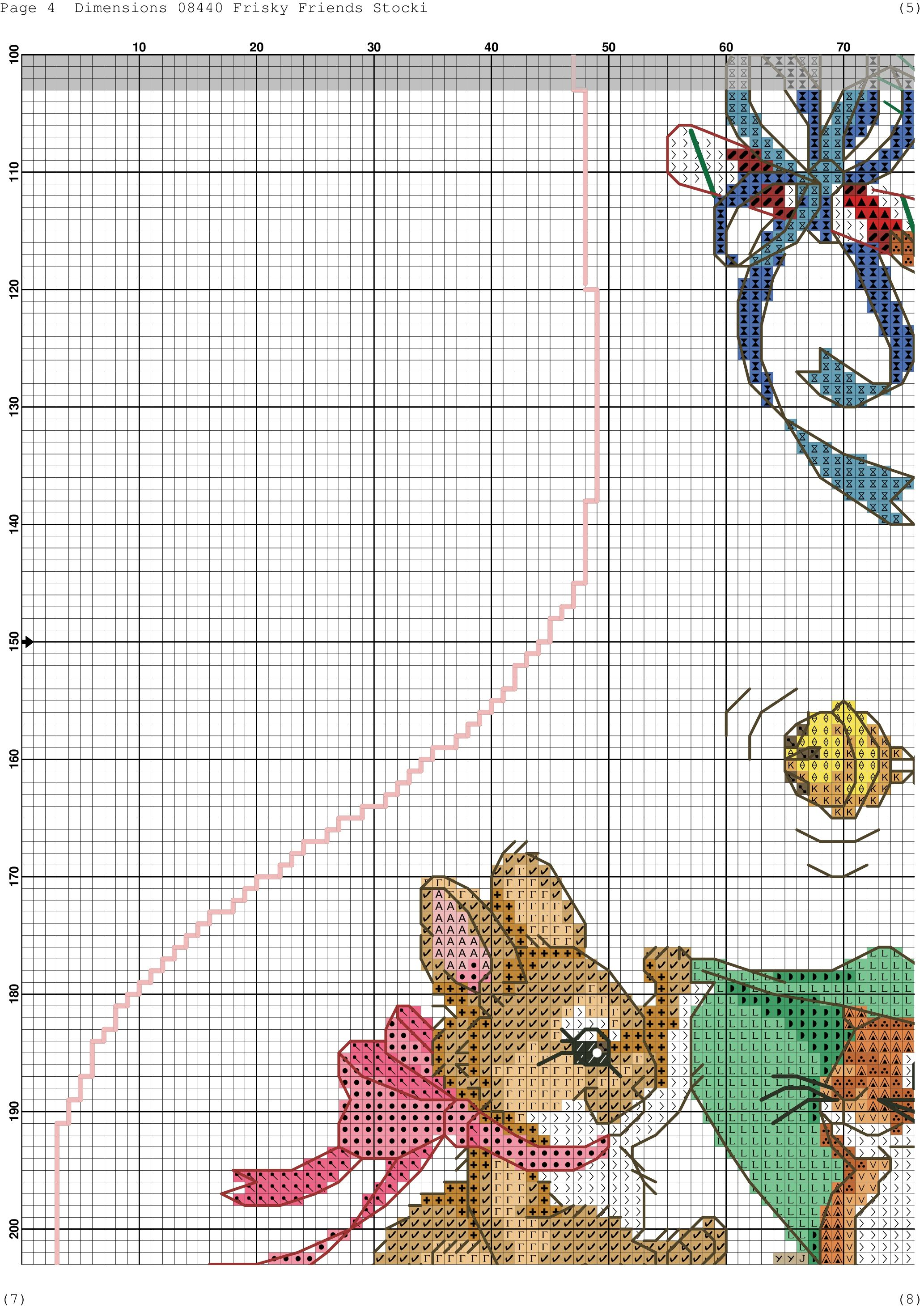 - Cross Stitch Christmas Stocking - Pinterest - Cross Stitch,