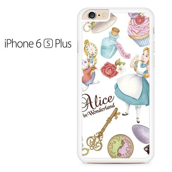 Br2742 Disney Alice In Wonderland Iphone 6 Plus Iphone 6S Plus ...