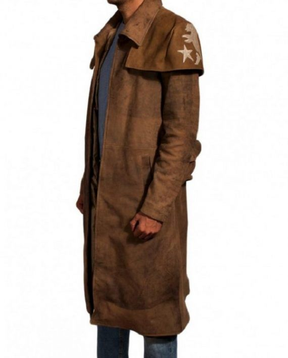 3321d46dc NCR Veteran Ranger Trench Coat   Fallout   Fallout cosplay, Fallout ...