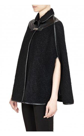Liu Jo cappotti inverno 2015, linee classiche, tagli