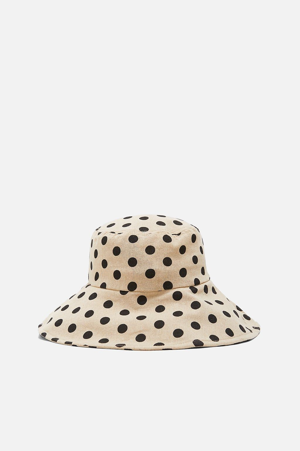 1e3b133c08a7b LIMITED EDITION POLKA DOT BUCKET HAT - NEW IN-WOMAN