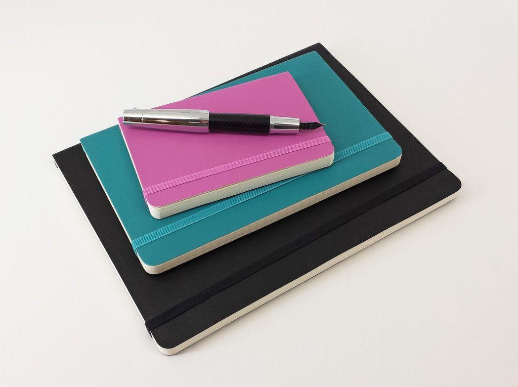 Spotlight on the Soft Cover Moleskine Notebook - JB Custom Journals