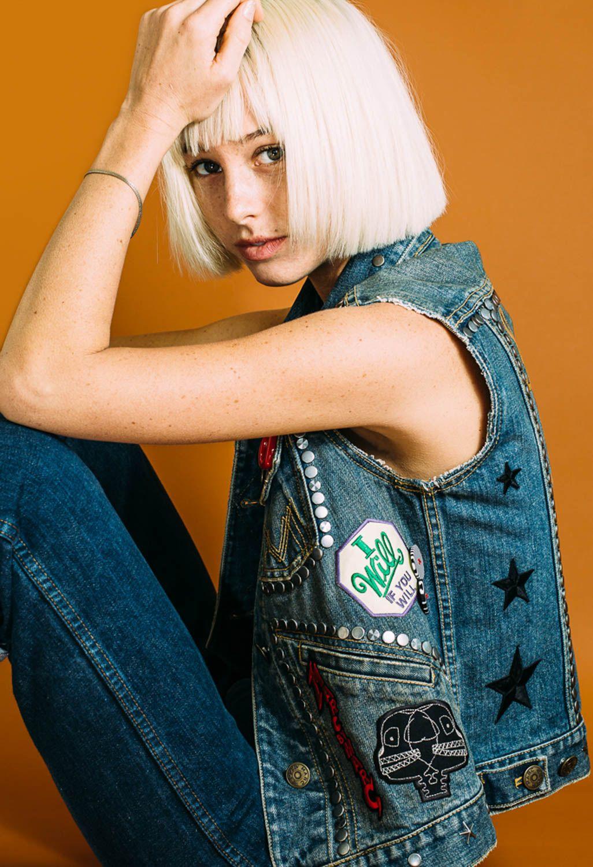 Vintage Style Collaboration Goldstruck x Bleu Archbold x Christel Robleto Vintage: Goldstruck Goods GoldstruckGoods.com