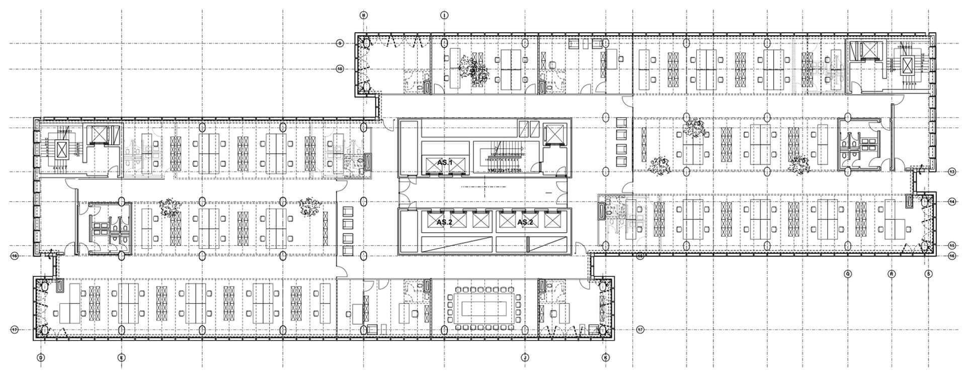 Orjin maslak plaza sop architekten office bldg for Innenarchitektur studium karlsruhe