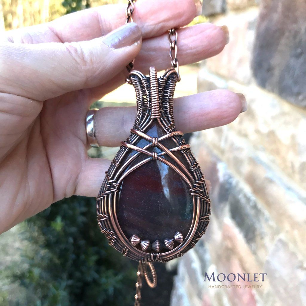 HANDCRAFTED Wire JEWELRY from MEXICO