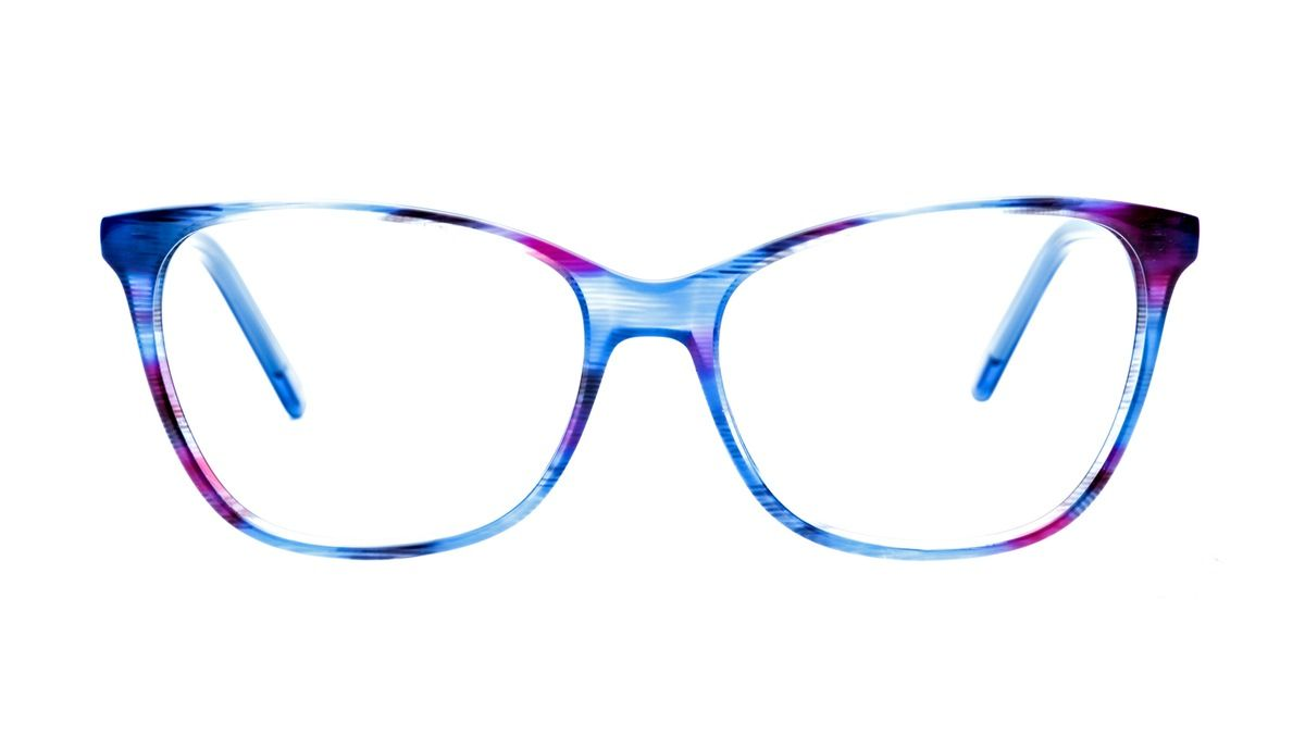 Flair Blue velvet - Flair is the perfect eyewear for the one\'s that ...