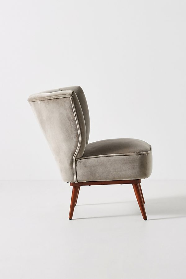 Wondrous Fluted Petite Accent Chair In 2019 Rocking Chair Nursery Onthecornerstone Fun Painted Chair Ideas Images Onthecornerstoneorg