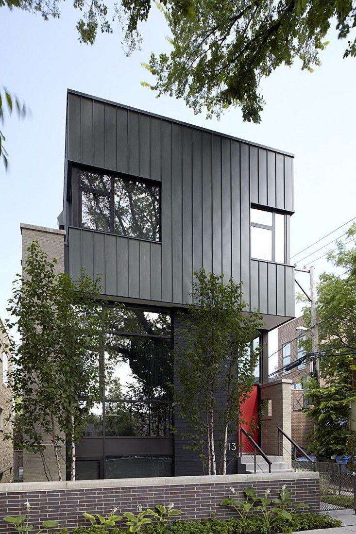 Wood Residence In Chicago By Miller Hull Partnership Homedsgn