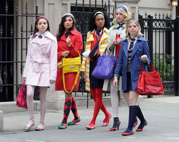 Gossip girl blog fashion 98