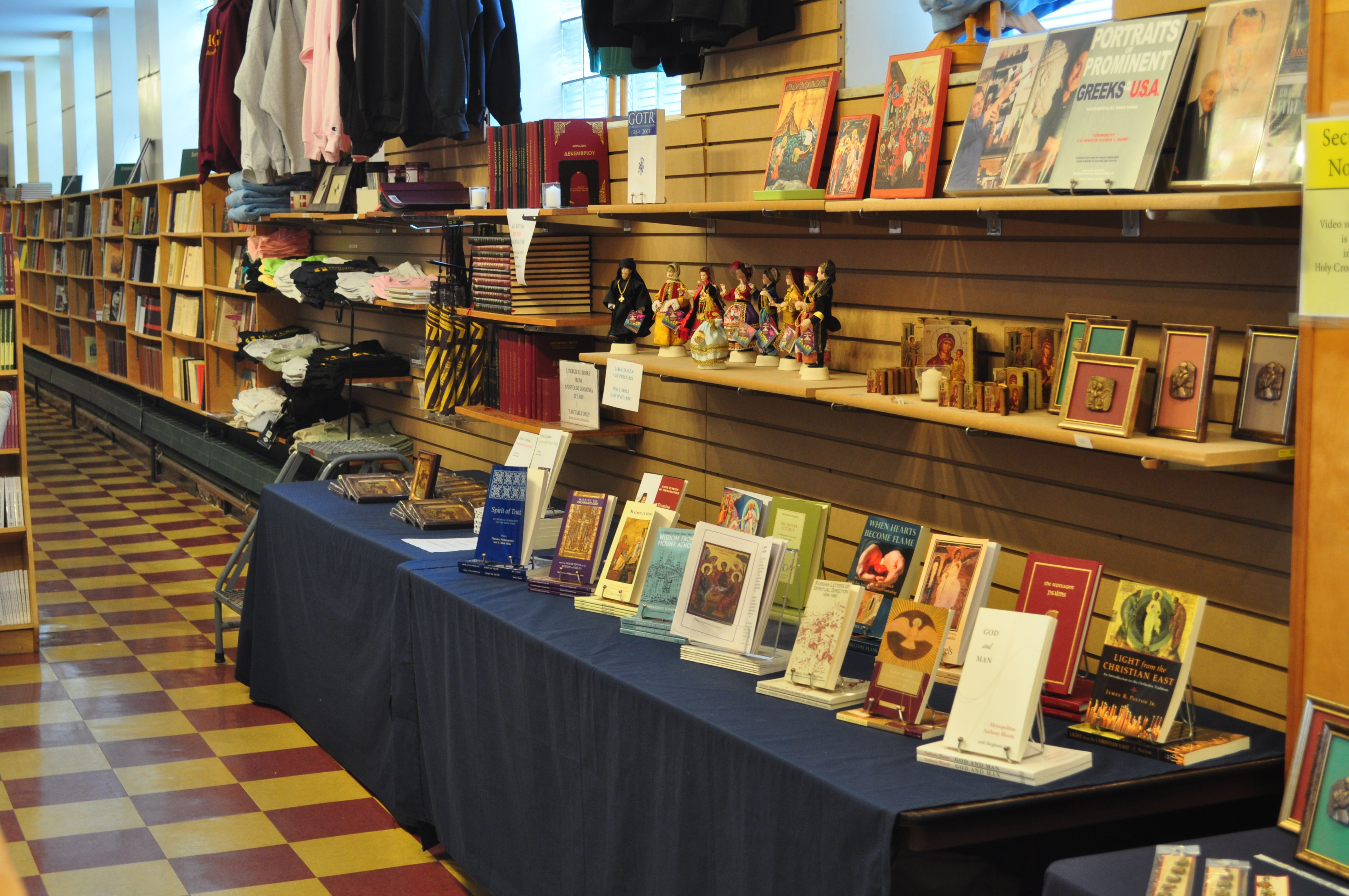 Holy Cross Bookstore