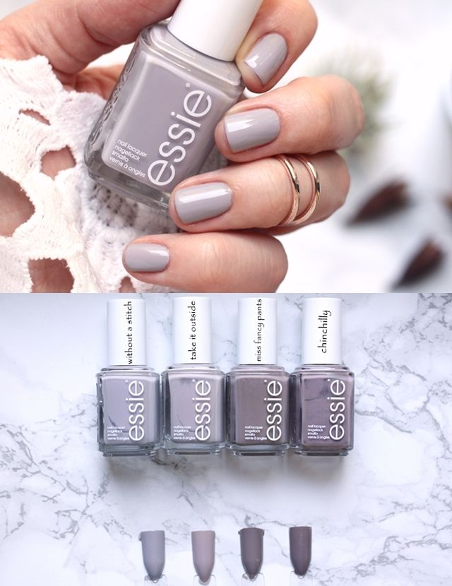 Gray Things gray color under toenail