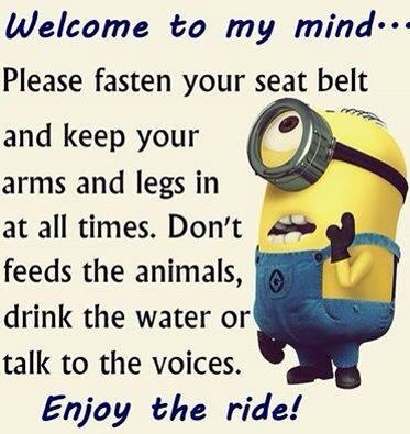 Embrace Your Inner Fantasy Spirit Minions Quotes Funny Quotes