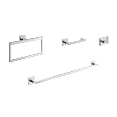 gedy by nameeks elba 4 piece bathroom hardware set in 2019 products rh co pinterest com
