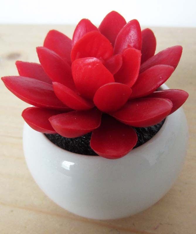 pvc succulent plant china artificial flower artificial plant
