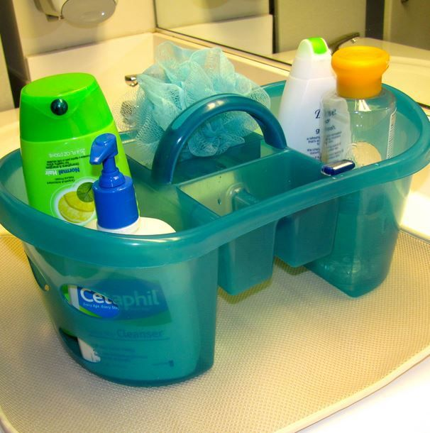 Shower Caddy For College Interesting What To Bring And What Not To Bring To College  College Dorm And Decorating Design