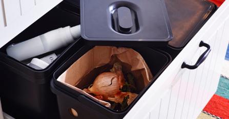 Affaldshjælp - IKEA