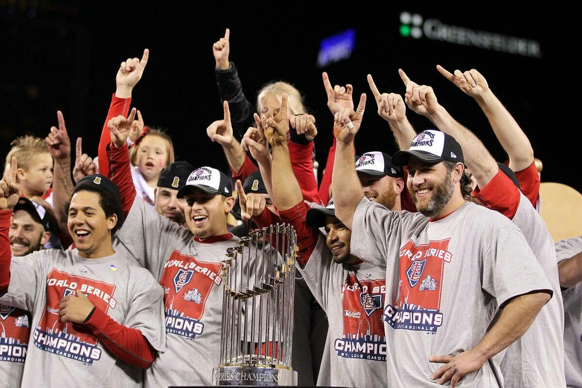 Pin by Jason Robertson on STL Cardinals Cardinals win