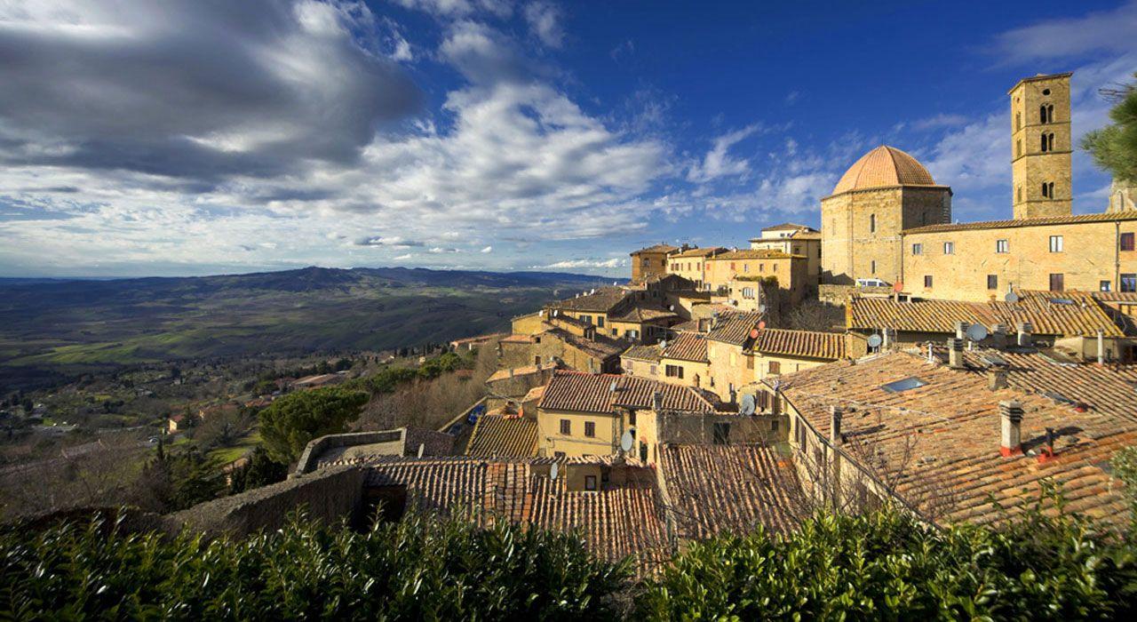 Paesaggi bellissimiVolterra E oggi ancora Italia