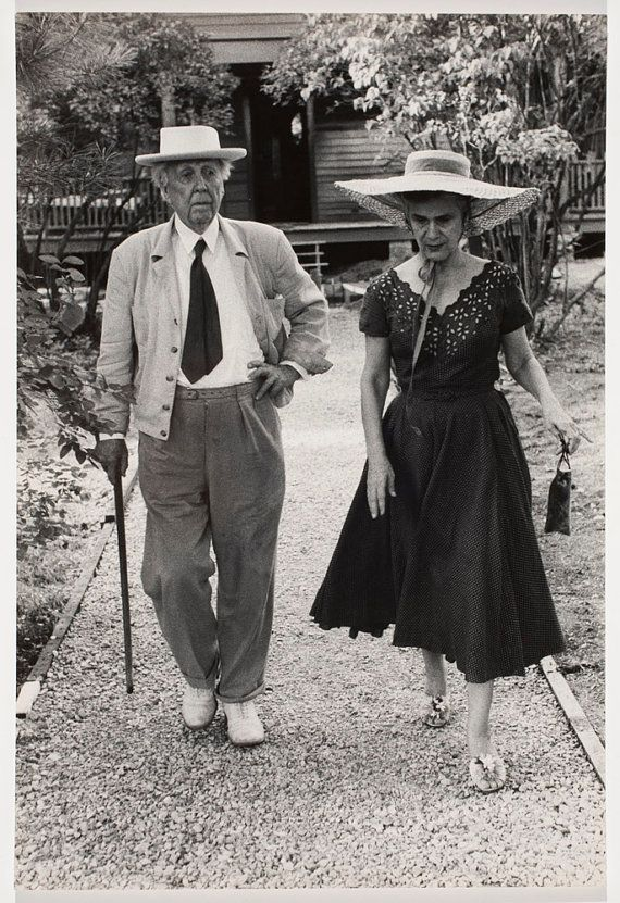 this is the related images of Frank Lloyd Wright Personality