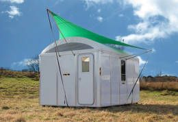 3   A New Ingeniously Designed Shelter For Refugees--Made By Ikea   Co.Exist   ideas + impact