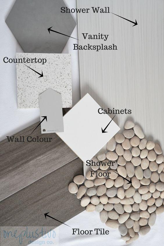 Photo of Ensuite Bathroom – Renovation Ideas   oneplustwo design co. – Interior Design and Home Decorating