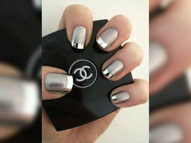 Badabun: 10 tipos de manicure francés. Los hombres aman el #10 ...