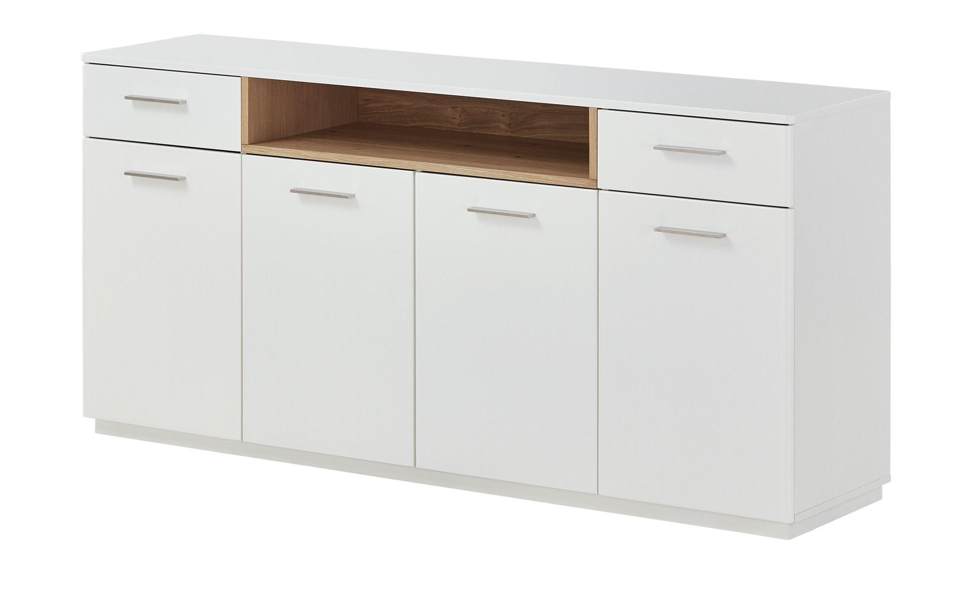 Uno Sideboard Melin Weiss Masse Cm B 180 H 87 T 44 Kommoden