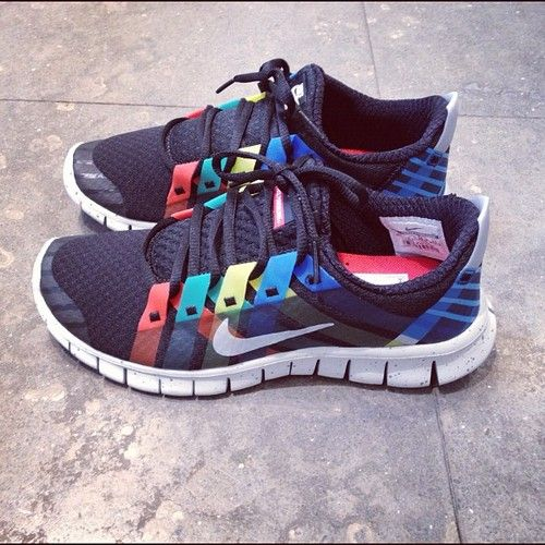 """3396b5e3c8df NIKE FREE POWERLINES NRG """" Olympic """" Available NOW!!!!  colette ..."""