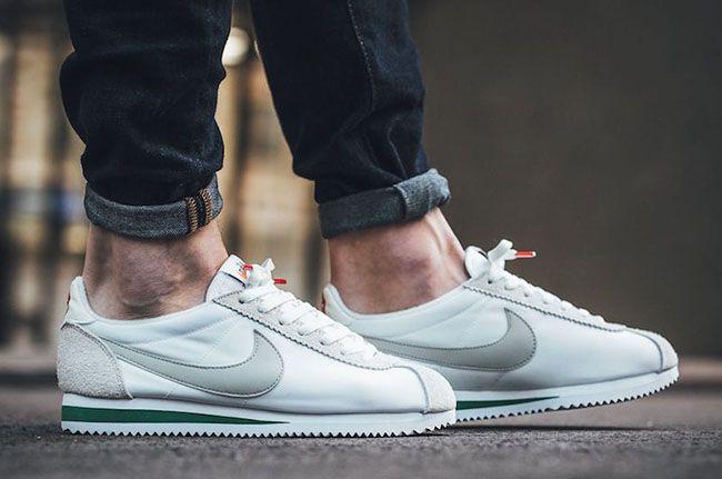 Nike Cortez Nylon Premium Ivory