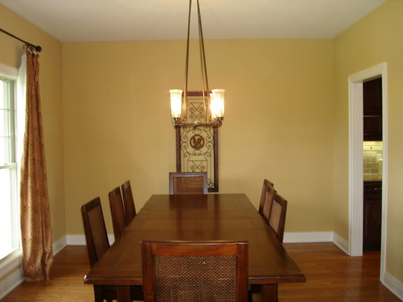Kitchen Dining Room Colors Accent Walls